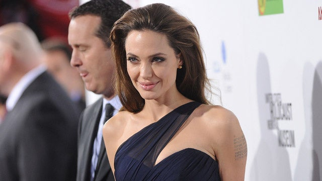 Angelina Jolie Starves Herself To Help The Children