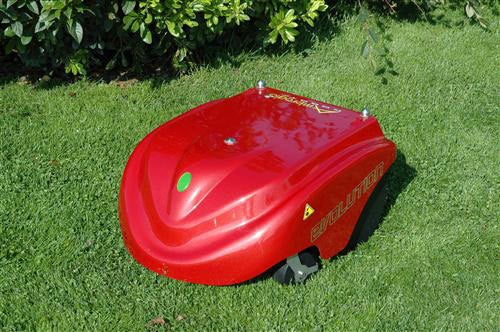 LawnBott Remote-Controlled Mower for Lazy Gardeners