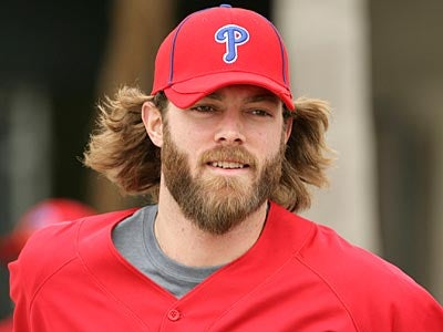 Facial Hair Most Pressing Issue In NL Champs Camp