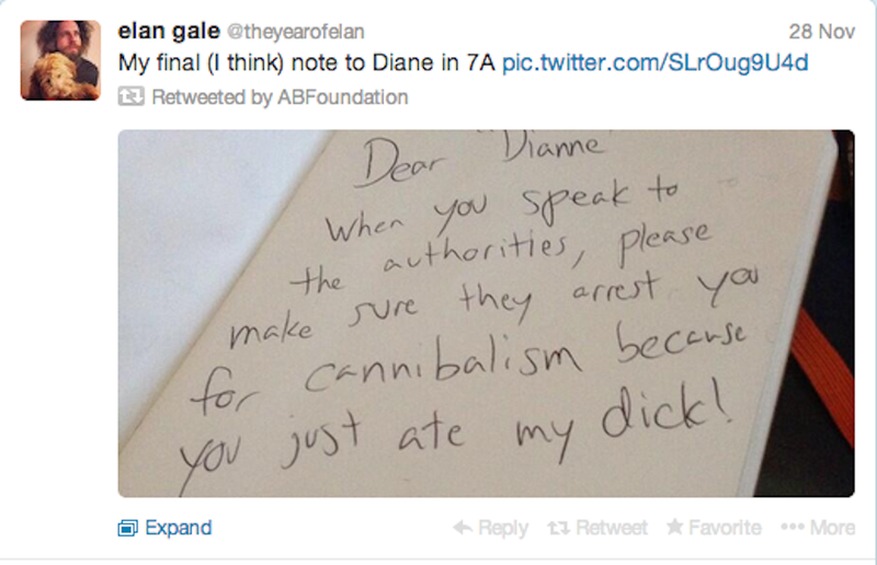 Alec Baldwin Weighs In On Diane In 7A