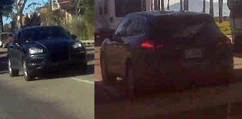 """Porsche """"Roxster"""" Spotted Cruising Santa Barbara"""
