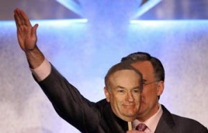 Olbermann and O'Reilly Drag General Electric and Rupert Murdoch Into Their Dick-Measuring Contest