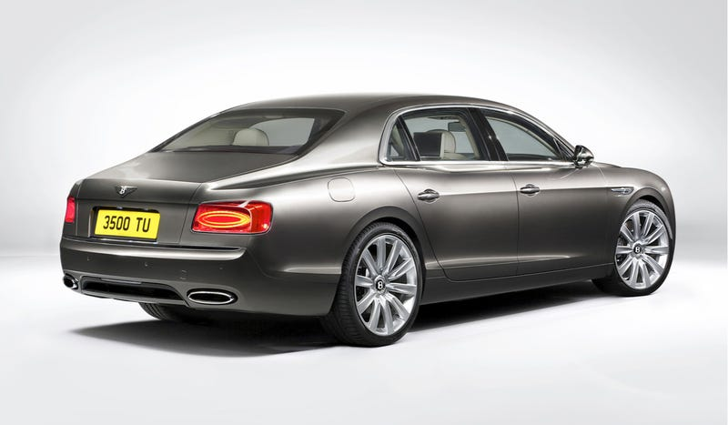2014 Bentley Flying Spur: This Is It