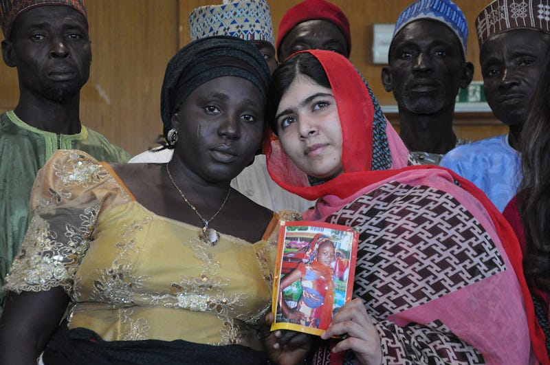 Activist Malala to Meet With Nigerian President About Missing Girls
