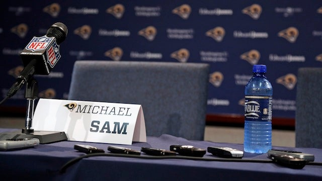 Sam Agonistes: A Gay NFLer Negotiates A Straight Man's World