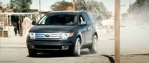 Bond Bad Guy Car Of Choice: Ford Edge Is The New Explorer, Escalade Or Suburban