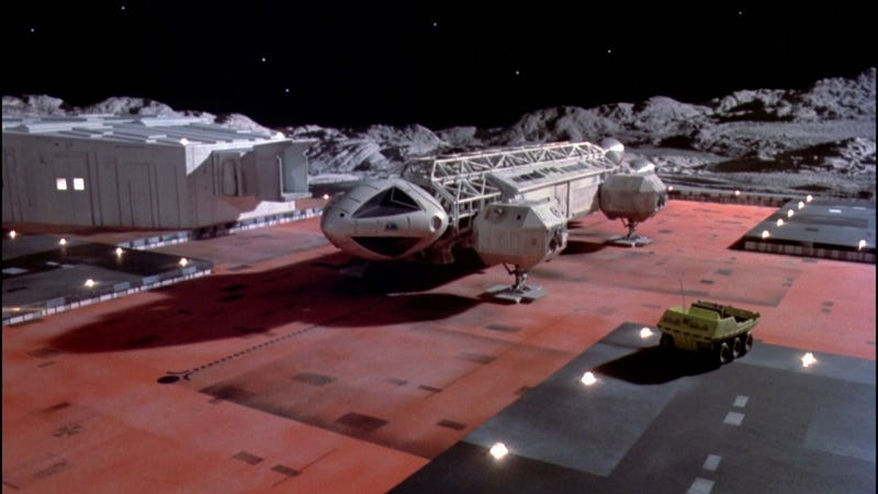R.I.P. Gerry Anderson, Creator of Space: 1999 and Thunderbirds