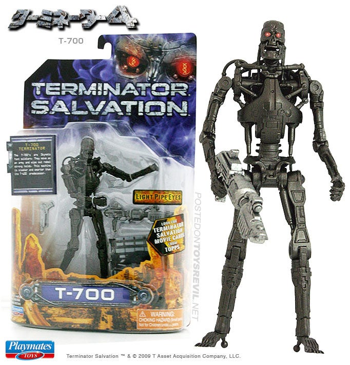 Exactly How Many Kinds Of Terminators Are There In Terminator 4?