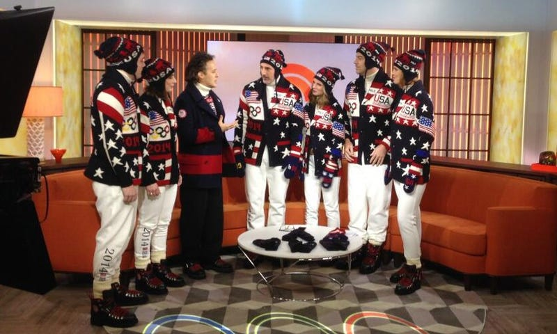 Here Are Ralph Lauren's Hideously Ugly Olympics Uniforms