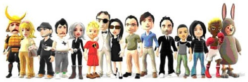 Microsoft Avatars Will Be Playable, Licensed?