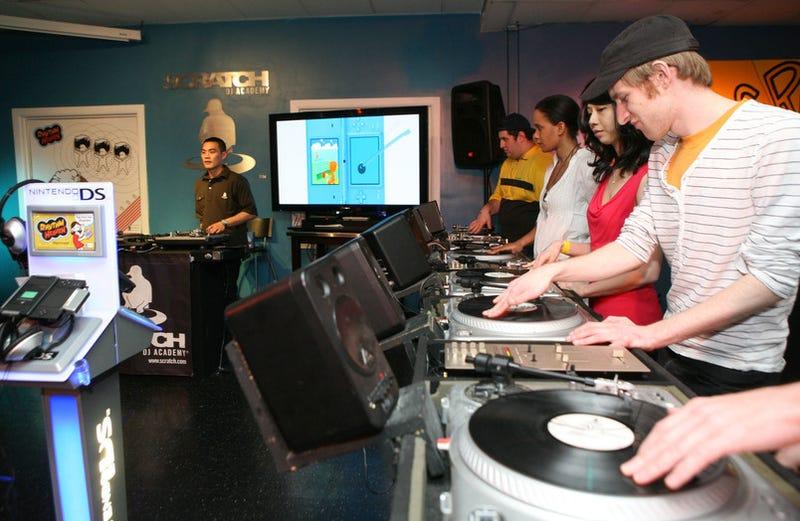 Rhythm Heaven Scratch Academy
