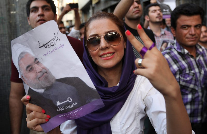 Meet Hassan Rowhani, The New, Relatively Moderate, President of Iran