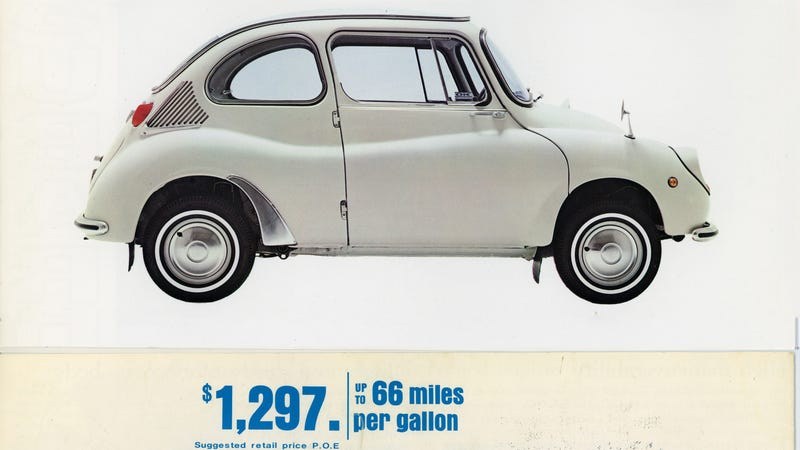 The Ten Cheapest Cars Ever Sold