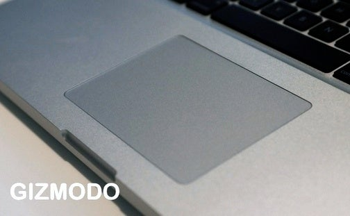 Synaptics Clickpad Brings the Clickable Trackpad Design to PCs