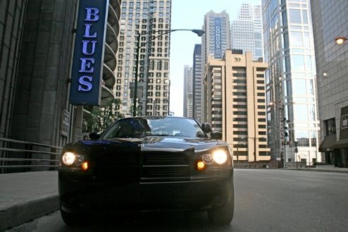 2008 Dodge Charger Police Edition, Part Two