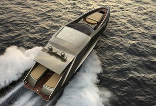 A Lamborghini Yacht Would Be The Perfect Playmate This (Italian) Summer