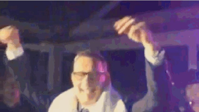 Tom Hanks in a Yarmulke Dancing to 'This Is How We Do It' Is Awesome