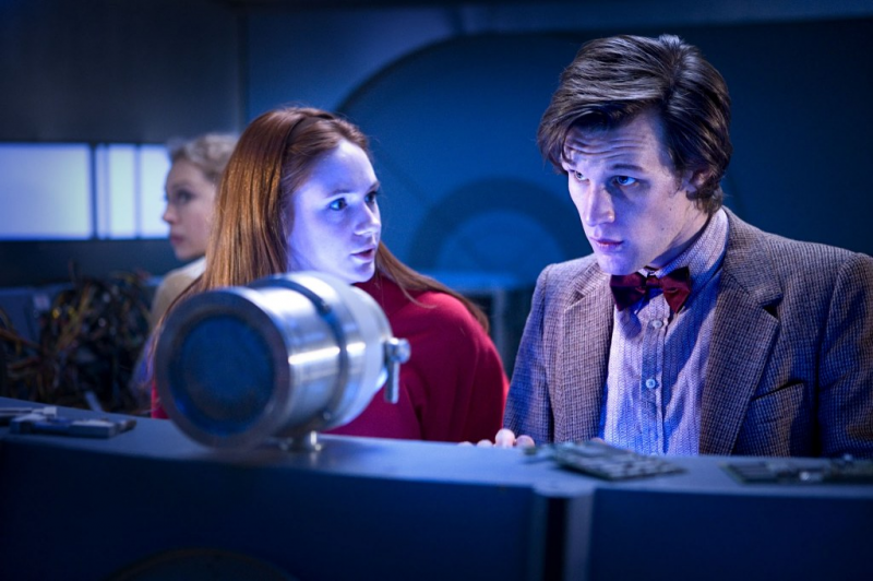 What's Really Going On This Year On Doctor Who?
