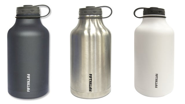 A Car Charger For Everyone, Stainless Steel Growlers, DIY Camelbak