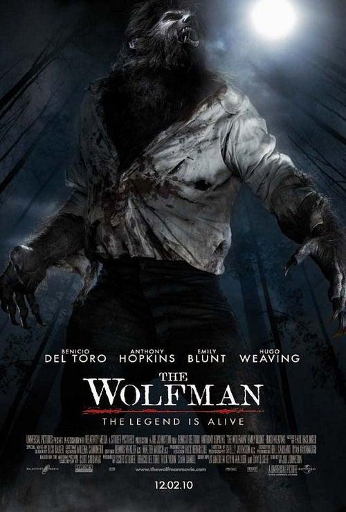 Wolfman International Poster