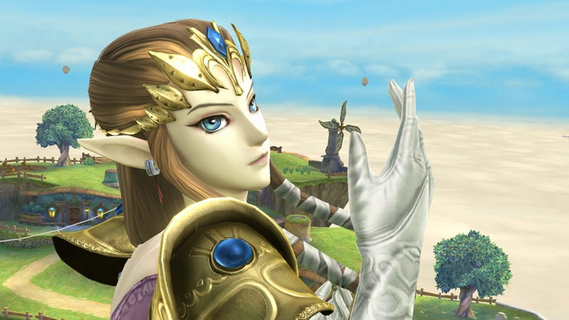 You Can't Have A New Smash Bros. Game Without Zelda