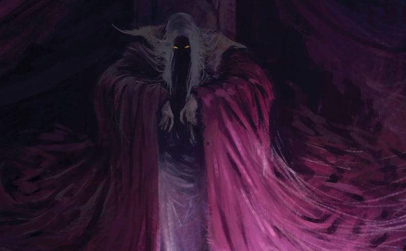 The Haunting, Gothic Concept Art of Castlevania: Lords of Shadow