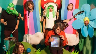 Flaming Lips Covers Sargent Pepper's Lonely Hearts Club Band