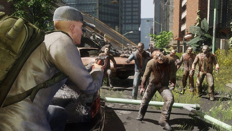 Hack Exposes War Z Players' Data, Takes the Game Offline Again