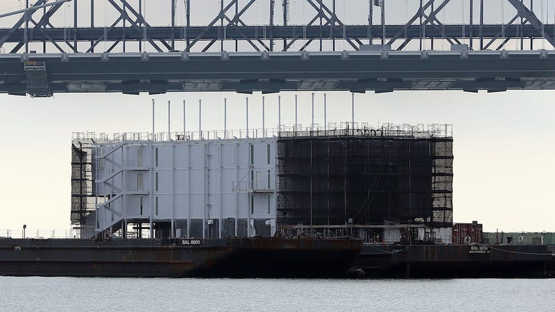 Report: Google's Barge Will Be an Invite-Only Google X Showroom