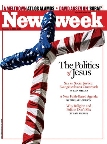 Newsweek Is a Respectable Girl