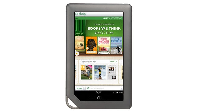 Rumor: Windows 8 Nook Coming Later This Month