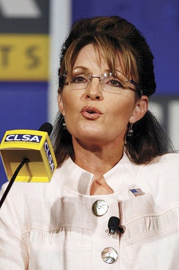 """Sarah Palin Was Either """"Articulate"""" and """"Compelling"""" or """"Humourless"""" and """"Bush-like"""""""