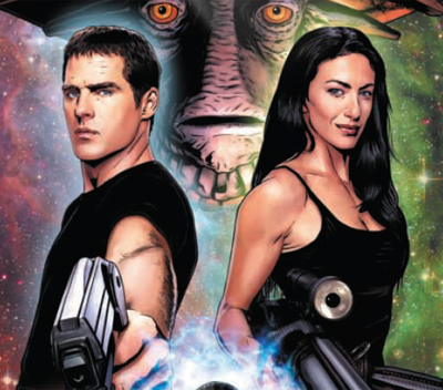 Farscape's New Bickering Comic Entertains, Teases