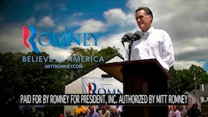 Romney Mad at Gingrich for Doing What Romney Did to Obama