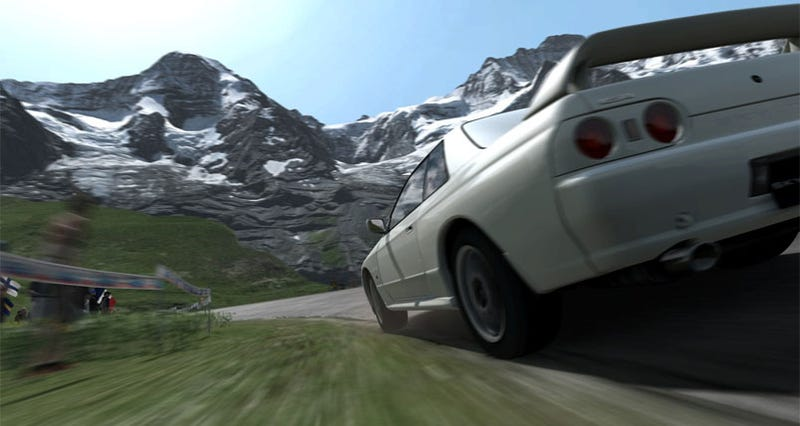 Whatever Happened To Gran Turismo HD's DLC Model?