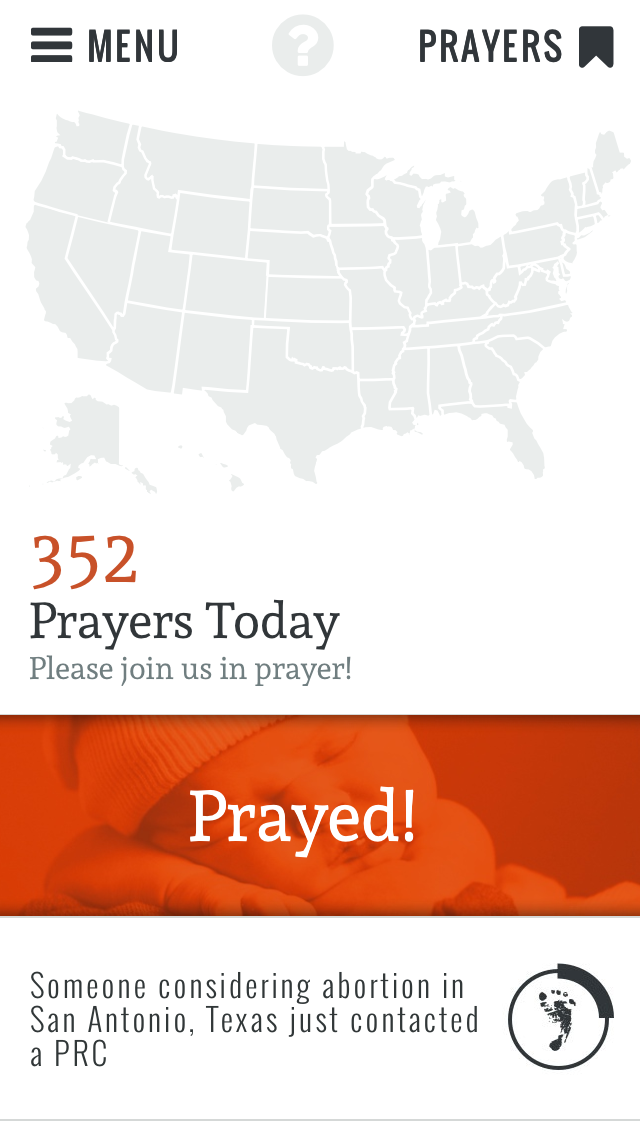 Anti-Abortion Phone App Lets You Pray to Accomplish Absolutely Nothing
