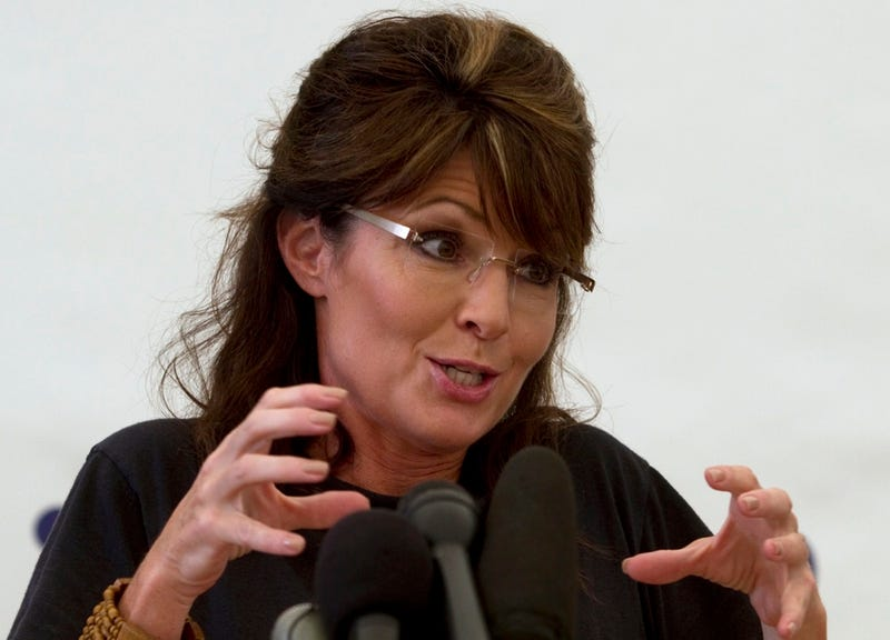 Jewish Group Hits Back at Sarah Palin's 'Blood Libel'