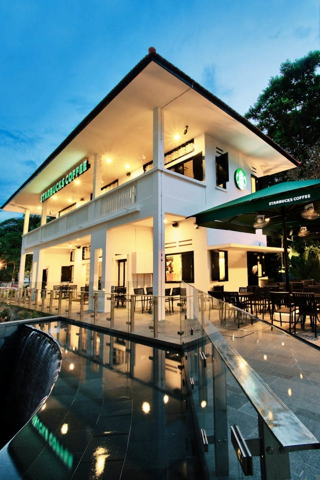 Here Are the Coolest Starbucks in Asia