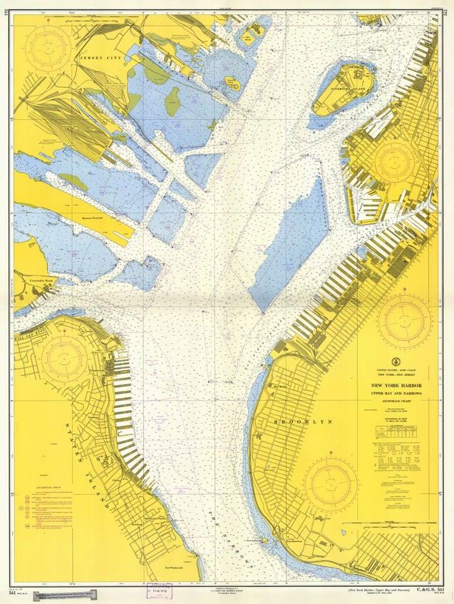 Sunken treasure lies hidden at the bottom of New York Harbor