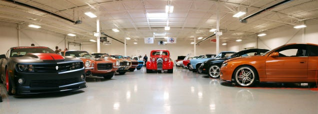 What's The Best Way To Spend $1 Million On Cars?