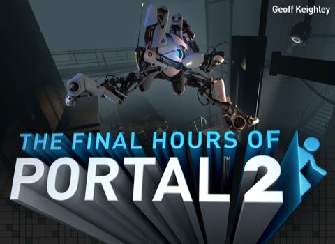 Portal 2 Wasn't Going To Include Portals, According To New iPad App