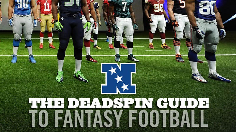 Steven Jackson Will Crumple Like A Duraflame Log: The Deadspin 2012 NFC Fantasy Football Preview