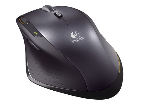 Logitech MX 1100 Mouse Makes Cordless Wave Desktop Reach Pro Level