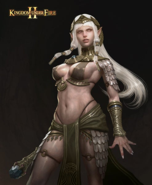 Kingdom Under Fire II's New Heroine and Loads of Screens