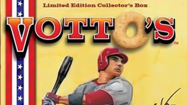 "Joey Votto Has His Own Cereal, And Of Course They're Called ""VottOs"""