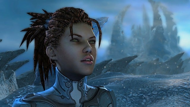 StarCraft II: Heart of the Swarm Will Miss 2012