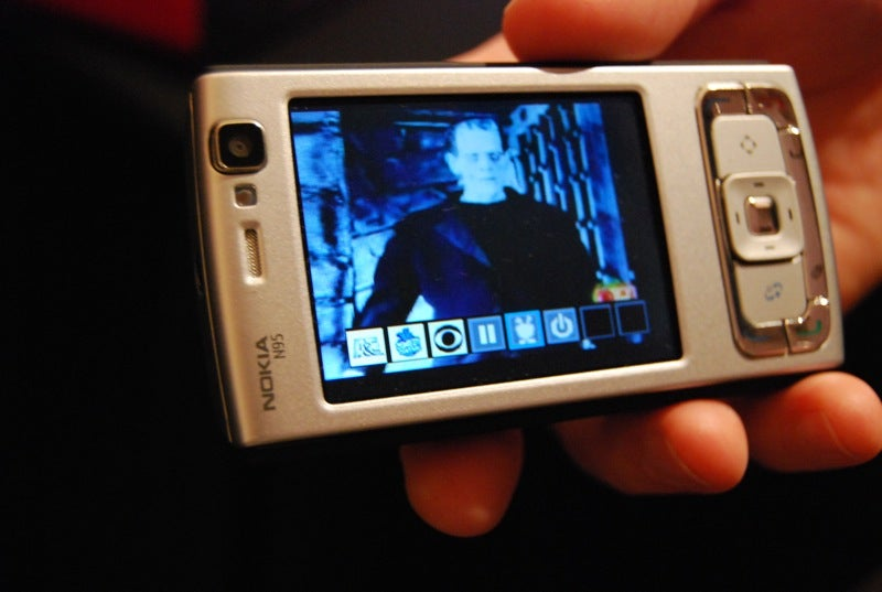 Sling Player Now Available on Nokia N95