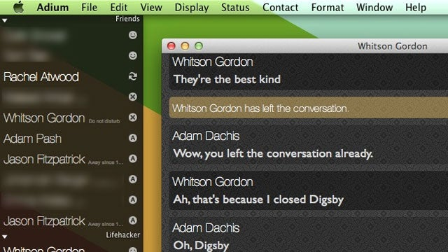 The Best Instant Messaging Application for Mac