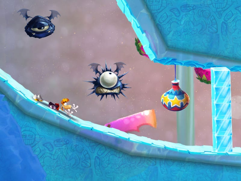 Another Practically Perfect Platformer For Rayman