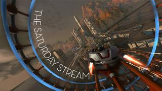 Hooray For Motion Sickness! The Saturday Stream Plays <i>ScreamRide </i>(Done)